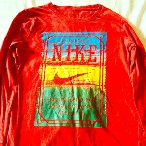 Nike long sleeve Tee